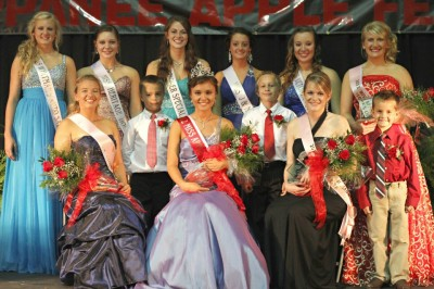 2012 Miss Apple Blossom Scholarship Pageant