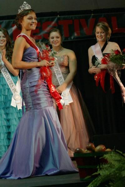 Miss Apple Blossom 2012